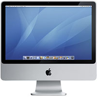 iMac A1225 (2007 - Early 2009) 24 inch